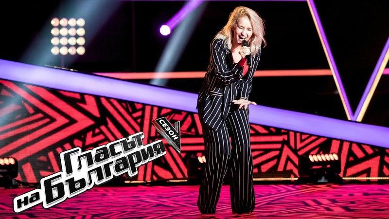 Анастасия Белявская – I Want to Break Free – Гласът на България 5 – Кастинги (18.02.2018)
