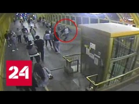 Удар и кома избившего студента-медика бойца MMA вычислили по записям камер elfh b rjvf bp,bdituj cneltynf-vtlbrf ,jqwf mma ds