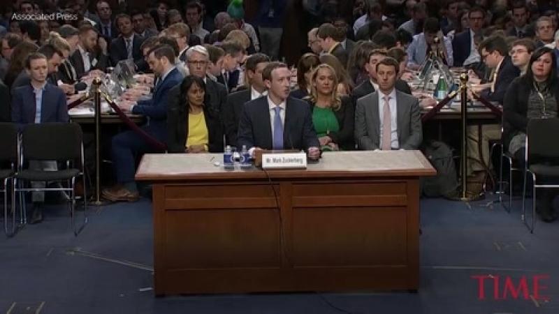 WATCH: Sen. Ted Cruz grills Mark Zuckerberg About Facebook Political Bias