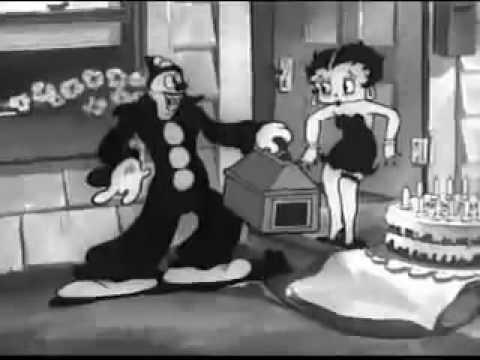 38 серия - Betty Boop's Birthday Party (1933)