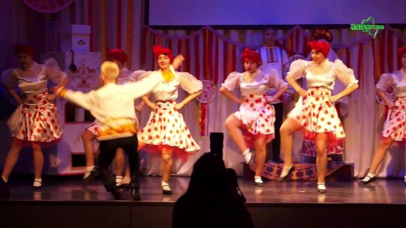 Выступление коллектива Престиж (старшая группа) на конкурсе Талантливы вместе (без монтажа)