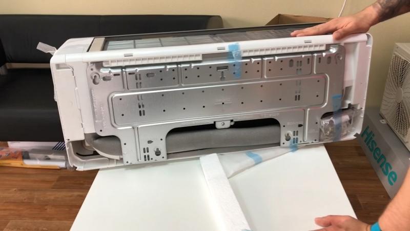 Видеообзор топовой модели Hitachi серия Premium RAS-18WSB/RAK-PSB