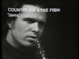 Country Joe & The Fish - Janis (Danish TV 68)