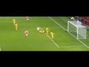 Гол «ударом скорпиона» от нападающего «Арсенала»
