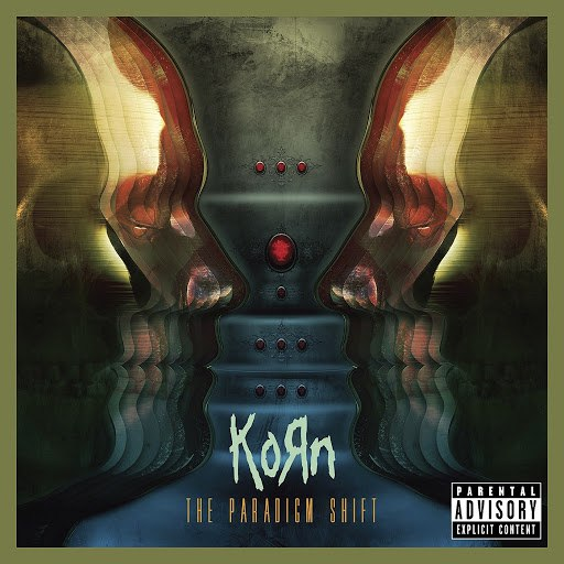 Korn альбом The Paradigm Shift (Deluxe)