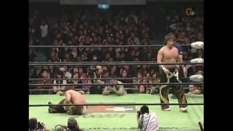 Pro Wrestling NOAH First Navigation 2006 (2006.01.22) - День 10