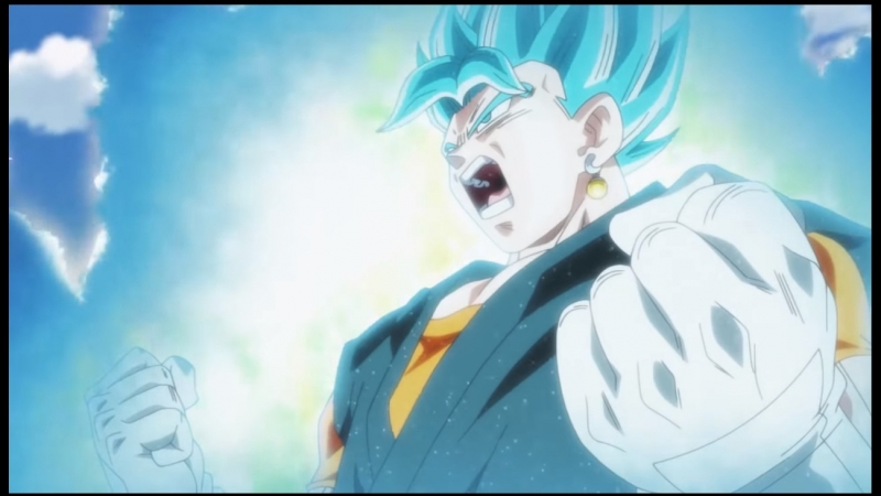 Dragon Boll Super OST Heros Vegeto Super Bluu Limit Break X Survivor Theneme
