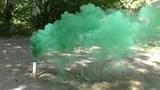Изумрудная дымовая шашка