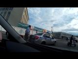 Задержание водителя скутера в Боброве 05.06.2018