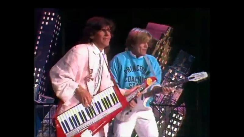 Modern Talking - You're My Heart, You're My Soul (TopPop Studios, AVRO Broadcast, Dutch TV, 1985)