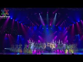 Big Zee Entertainment Awards 2017 - танец Према и Теджасвини (ТСЛ)