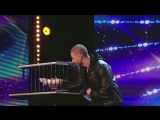 Лучший в мире иллюзионист на шоу талантов (6 sec)