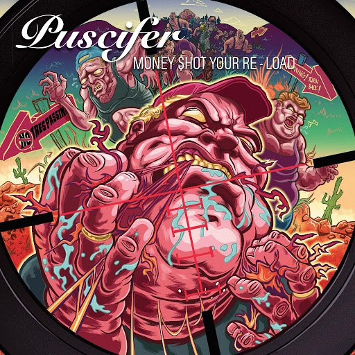 Puscifer альбом Money Shot Your Re-Load