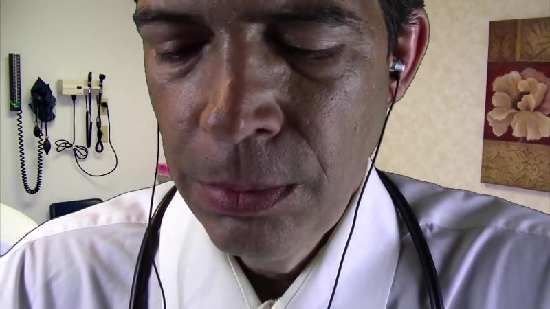 ASMR Cranial Nerve Exam @ Dr. Tingles M.D, ☤ Soft Spoken ☤ Role Play