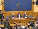 ESCLUSIVA LEGA SALVINI PRESENTA ALBERTO BAGNAI CANDIDATO CON LA LEGA E BORGHI SFIDA PADOAN A SIENA