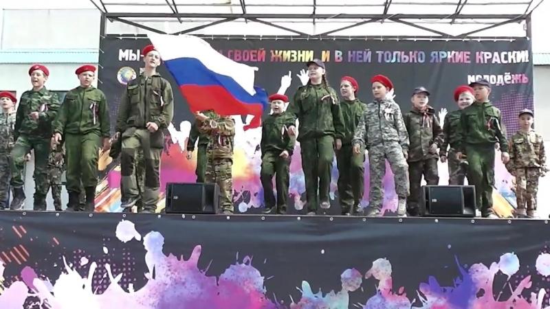 Команда №3 Военно-патриотический клуб Радонеж