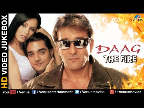 Daag : The Fire - Bollywood Full Songs | Sanjay Dutt, Mahima Chaudhry, Chandrachur Singh | JUKEBOX