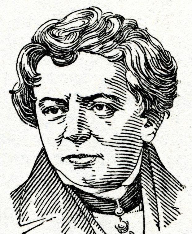 Закон Ома назван в честь немецкого физика XIX века Георга Ома.