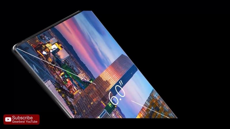 Elephone S8 4G Phablet 6.0 inch 2K Screen Helio X27 Deca Core 4GB RAM 64GB ROM 21.0MP Camera