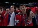 Russia - Canada IHWC 2008 Final Gold Anthem РОССИЯ КАНАДА