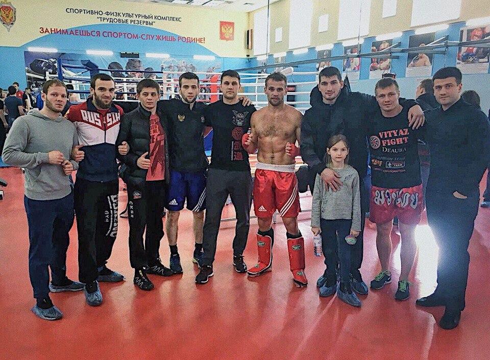 чемпионат москвы кикбоксинг