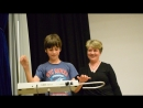 Мастер класс по игре на терменвоксе от Лидии Кавиной Концерт Музыка сфер Часть 4