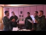 Херувимская песня в исполнении русских солдат