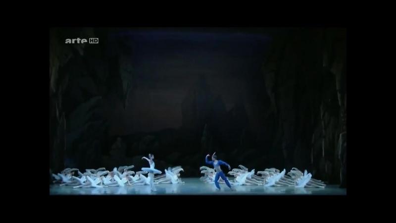 Bayadère (act III), Tereshkina, Sarafanov, Cheprasova, Selina, Vasnetsova, Mariinsky 2009-12-31, 16-9kl, 36.35m