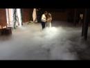 Свадебный танец в облаках