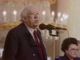 Юрий Никулин рассказывает анекдот для ветеранов ВОВ, 1994 г.