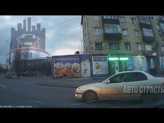 Новые Записи с Видеорегистратора за 20.04.2018 Видео № 889)