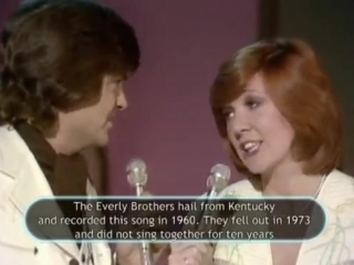 Cilla black & phil everly - let it be me!