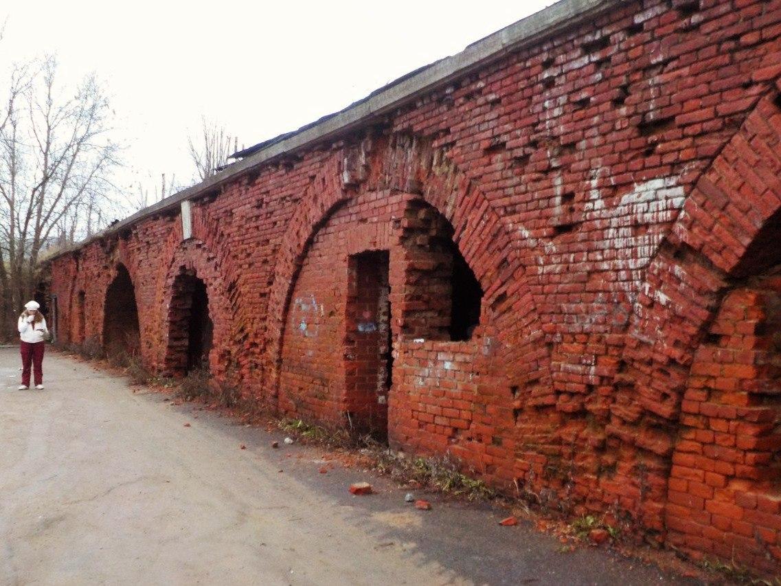 Поход на 1-й Северный форт и в Кронштадтскую крепость. Часть 2: Изучение Кронштадтской крепости