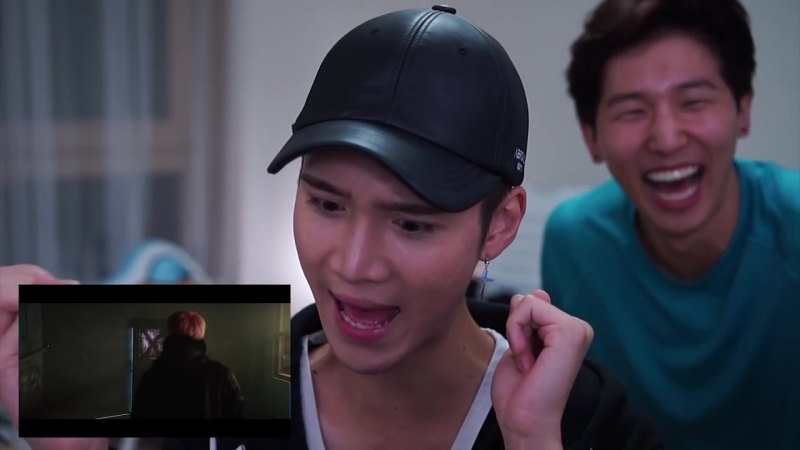 Monsta X 몬스타엑스 Fighter MV Reaction (YOU AINT SEEIN SHIT LIKE THIS AGAIN LOL) - Edward Avila