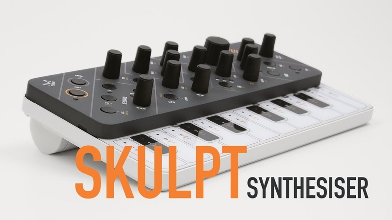 Modal Electronics SKULPTsynthesiser