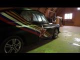 Советская «Победа» с турбинным двигателем : костромской умелец собрал гоночный болид