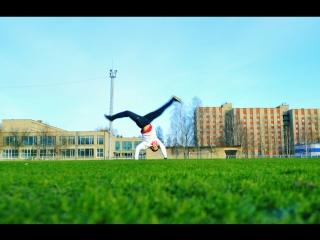 Абда Капоэйра Abada Capoeira Goiaba Нижнекамск тренировка акробатика весна