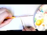 Парень вырезал карандаш из карандаша из карандаша