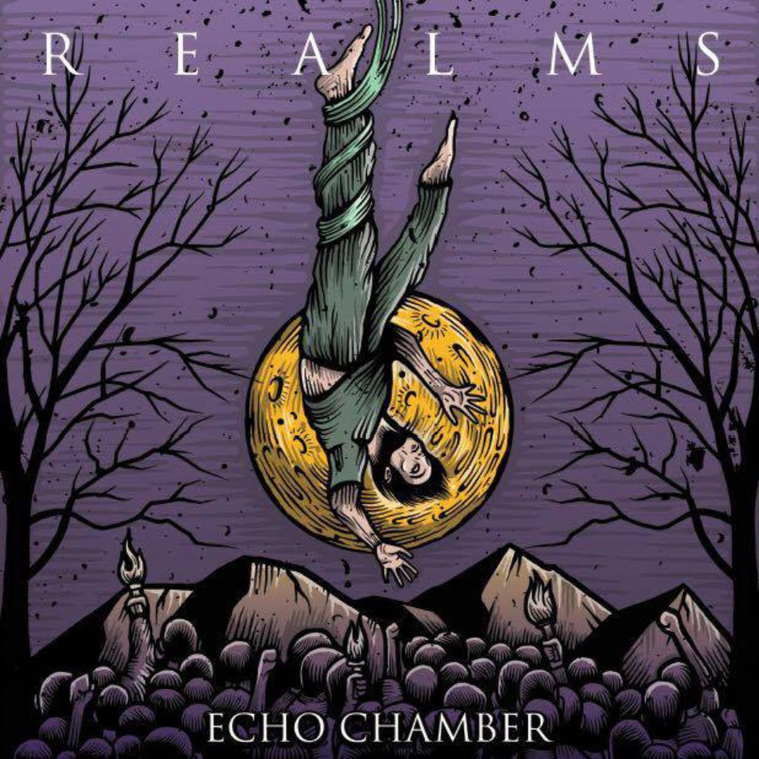 Realms - Echo Chamber [EP] (2017)