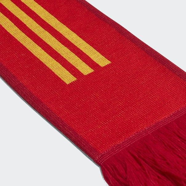 Шарф для болельщика сборной Испании