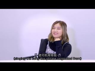 Chinese students explain chinese slang _ 留學生解釋2016中國網絡流行語