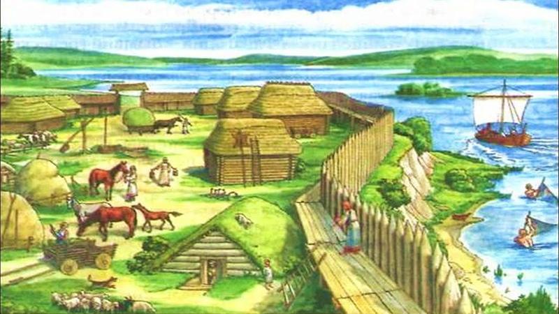 Тёмные века истории славян рассказывает археолог Александр Сыроватко