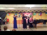 И.С. Бах. Концерт для двух скрипок с оркестром ре минор