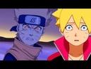 Боруто узнал детство Наруто и его друзей в аниме Боруто