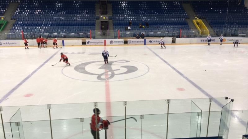 Балашихинская Хоккейная Лига ХК Метеор VS ХК ОДОН