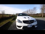 Roads Untraveled: Mercedes C63 AMG 507 Edition. Будем ли скучать по 6.2л V8?