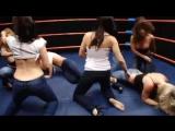 mad six girl fantasy cat fight