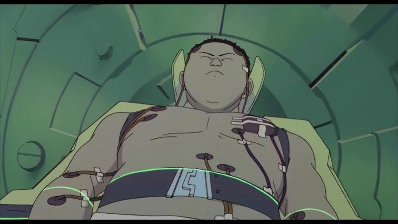 KNOW THE LEDGE ♫ AMV Аниме клип по Akira