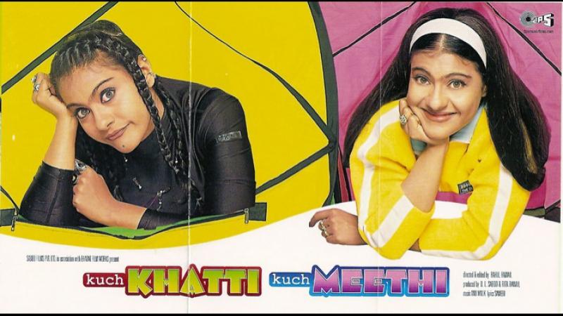 Двойняшки (Kuch Khatti Kuch Meeth)