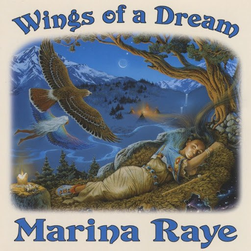 Marina Raye альбом Wings of a Dream